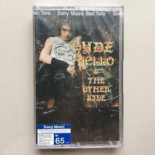 HYDE Hello LArc en Ciel Single 2 Tracks (Ki/oon 2003) Cassette Tape NEW SEALED