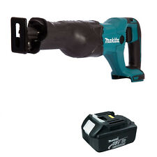 MAKITA 18V LXT DJR186 DJR186Z DJR186RFE RECIPROCATING SAW AND BL1830 BATTERY
