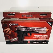 CROSMAN Elite P311 Spring-Powered Airsoft Pistol Gun w/ Sights 325 fps NEW NIB