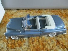 OUTSTANDING DETAIL - Danbury Mint 1953 Blue Skylark Buick Convertible Die Cast