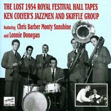 Ken Colyer's Skiffle Group : The Lost 1954 Royal Festival Hall Tapes CD (2008)