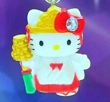 Hello Kitty X Ise Shrine Festival Swarovski Elements Crystals Japan Charm
