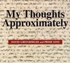 David Greenberger - My Thoughts Approximately [New CD]