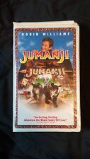 'Jumanji' vhs tape movie good condition