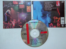 JOHNNY WINTER AND <  Live Johnny Winter And  > VG- (CD)