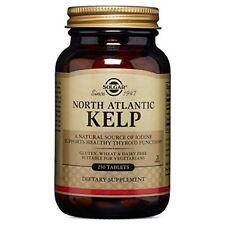 Solgar North Atlantic Kelp Tablets 250 Count