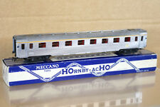 HORNBY DUBLO ACHO 7370 SNCF VOITURE A Voyages INOX 1st classe wagon
