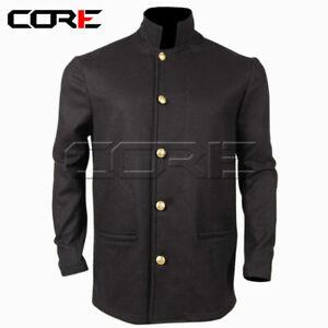 Civil War Union Navy Blue officer's  Wool Sack Coat -Size 48!