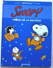 Snoopy prend de la hauteur SCHULTZ éd Dargaud rééd