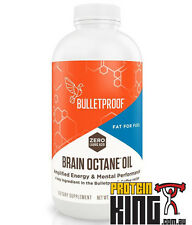 BULLETPROOF BRAIN OCTANE 946ML MCT OIL CAPRYLIC ACID WEIGHT LOSS BULLET PROOF