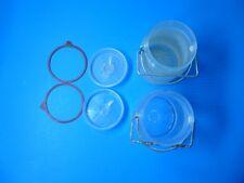 Plastic Jars - Vintage Salt & Pepper Shakers