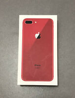 iPhone 8 Plus + EU Box in Perfect Condition Boite EU en Parfait état / Red Rouge