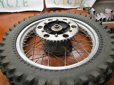 KDX 250 KAWASAKI 1982 KDX 250 1982 REAR WHEEL