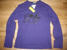BNWT - Versace Jeans long sleeved top (large)