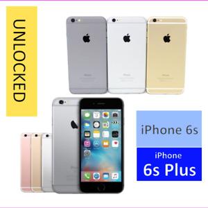 Apple iPhone 6 Plus/6s Plus 16GB 64GB Unlocked Verizon C Spire MetroPCS LTE