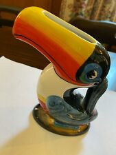 *** BRAND NEW CERAMIC SMALL GUINNESS TOUCAN WATER JUG COLLECTIBLE  ***