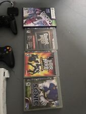 Xbox 360 HD DVD, Games, controllers, Microphones, Camera,and Accessories Lot
