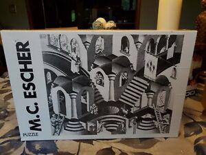 Selegiochi - Vintage M.C. Escher Concave And Convex 1000 Piece Jigsaw Puzzle NEW