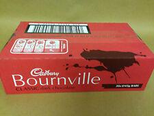 Cadbury's Bournville Dark Chocolate Bars 45g x 36 **Full Box**