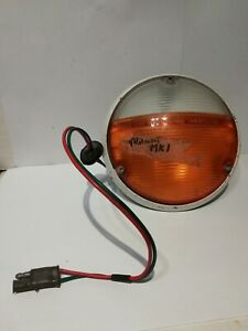 FORD TRANSIT MK1 VAN CAMPER PICK-UP ICE CREAM SIDE FLASHER LAMP NEW OLD STOCK