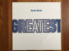 Duran Duran Greatest RARE promo 12 x 12 double sided poster flat '98