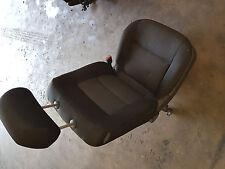 VW Passat 3BG Beifahrersitz Sitz Stoff schwarz