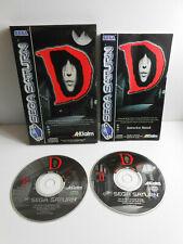 D für Sega Saturn