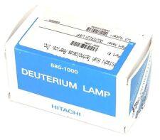 NIB HITACHI 885-1000 DEUTERIUM LAMP 8851000