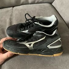 Mizuno Wave Supersonic Women's Size 8 Athletic Volleyball Shoes Black/Silver