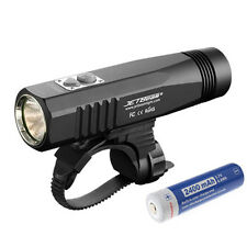 USB Rechargeable Bicycle Head Light JETBEAM 960LM CREE XM-L2 T6 LED Flashlight