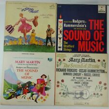 THE SOUND OF MUSIC LP Musical Collection Decca, Victor, Disneyland & Columbia!