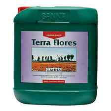 CANNA TERRA FLORES 5L FERTILIZZANTE FIORITURA FLOWERING BLOOM FERTILIZER