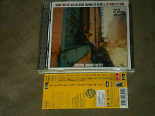 Bennie Wallace Sweeping Through The City Japan CD John Scofield Ray Anderson