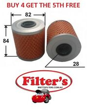 OIL Filter BMW 3 Series : 318i Eng.Lub.Sys Sep 88~Jan 95 1.8 L E36 (4) M40B18E