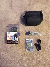 Vivitar 12.1 DVR 787HD Sports Action Camcorder Bundle - Waterproof - Full HD
