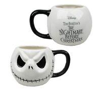 Nightmare Before Christmas: Jack Skellington - Head Molded Mug
