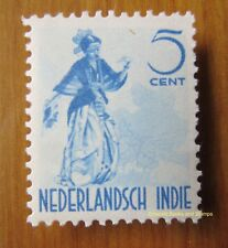 EBS 1941 Netherlands East Indies Indonesia MNH**