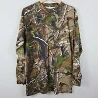 REDHEAD Mens Size S Hunting Camouflage L/S Tee Shirt (Aus Seller)