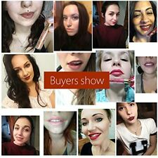BEAUTY GLAZED 6pcs/Set 6 Colors Matte Liquid Lipstick Beauty Glazed Lip Gloss #T