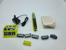 Philips Norelco OneBlade Hybrid Electric Trimmer and Shaver (Read description)