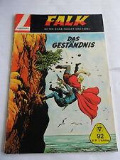 1x Comic - Falk Nr. 92 (inkl. Sammelmarke) - Top