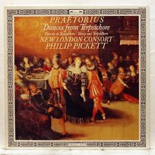 PHILIP PICKETT - PRAETORIUS Dances from Terpsichore L'OISEAU-LYRE LP NM