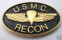 USMC RECON US MARINE CORP Military Hat Pin 15293 HO