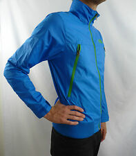 The North Face Men's Diablo Lightweight Wind Jacket Athens Blue NWT Size Medium
