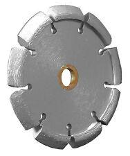 """2 PCS 4"""" x.375 V-Shaped Crack Chaser 4 Hard Concrete,Block,Pavers,Stone, Asphalt"""