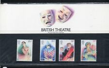 QEII 1982 Presentation Pack British Theatre Stamps