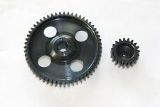 Steel 55T Spur Gear 19T Pinion Gear for HPI Baja 5B 5T 5SC Rovan King Motor