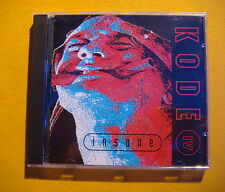 KK Records - kk 078 CD - Kode IV - Insane - EBM, Techno, Industrial