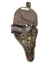 BW Pist.Tasche P1(P38) fleckt., f. Pistole, Waffenholster, Military      -NEU-