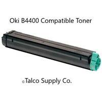 (24) Okidata Toner Cartridges #43502301 Compatible Oki B4400 B4500 B4550 B4600